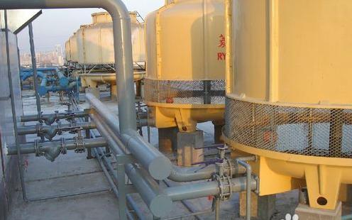 嘉兴中央空调冷却塔清洗水处理步骤