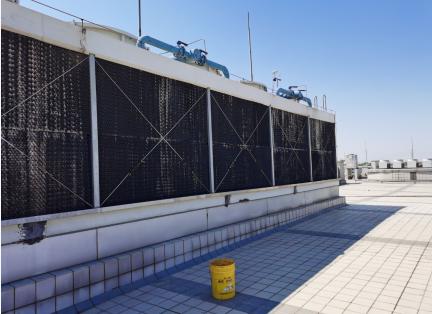 中央空调机组由哪些部分组成
