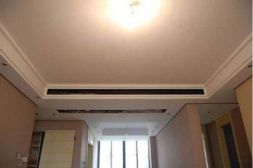 日立中央空调安装细节曝光
