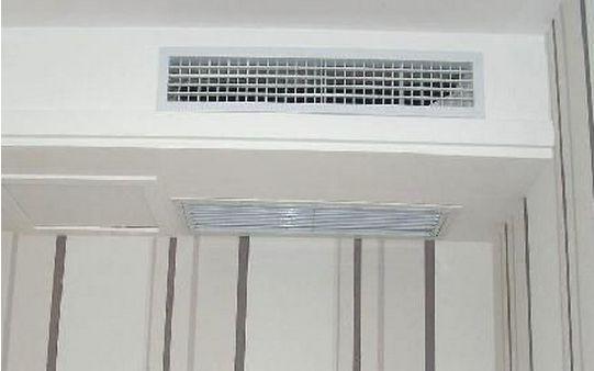 中央空调室内机安装位置如何选