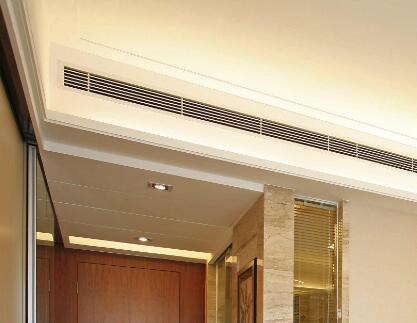 装修客厅选立式空调还是中央空调好(图1)
