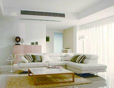 风管机和中央空调有哪些差别(图1)