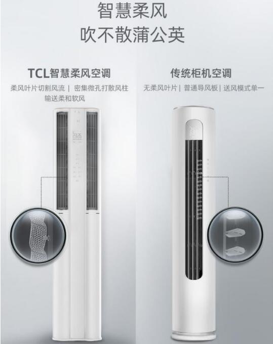 TCLT睿智能双温客厅空调给你完美答案