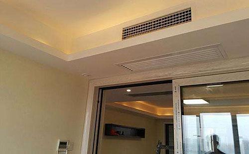 日立中央空调不能启动如何进行维修