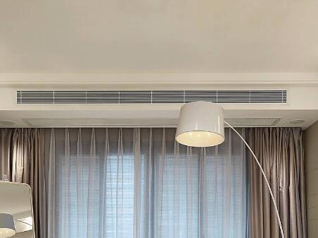 无锡新风系统和中央空调如何安装在一起