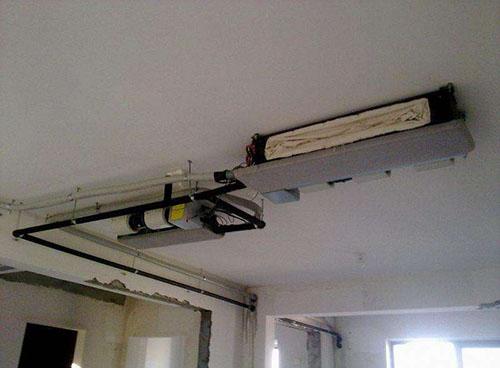志高家用中央空调怎么清洗过滤网