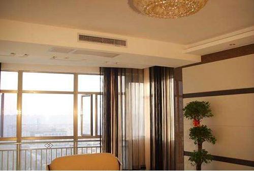 北京三元村格力中央空调室内风机维修(图1)