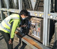 杭州中央空调制冷机组维修保养(图2)
