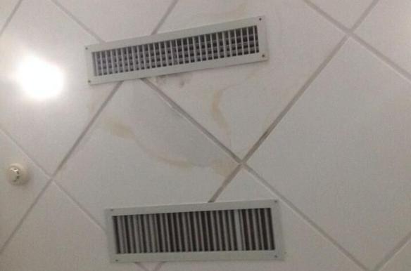 中央空调漏水的原因分析及处理办法
