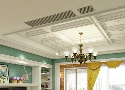 安装中央空调对层高和面积有要求吗