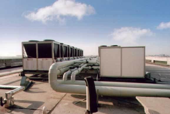 中央空调系统中的模块机组包括哪些