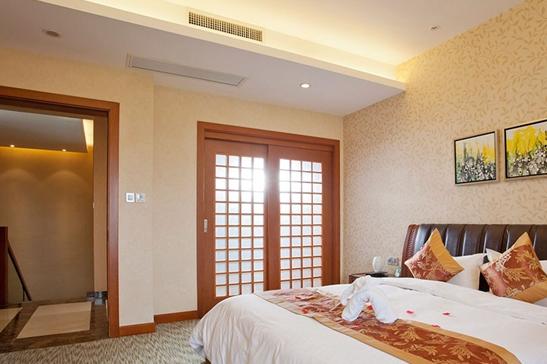酒店中央空调如何根据相应面积选择合适的机组