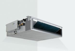 风机盘管安装方式