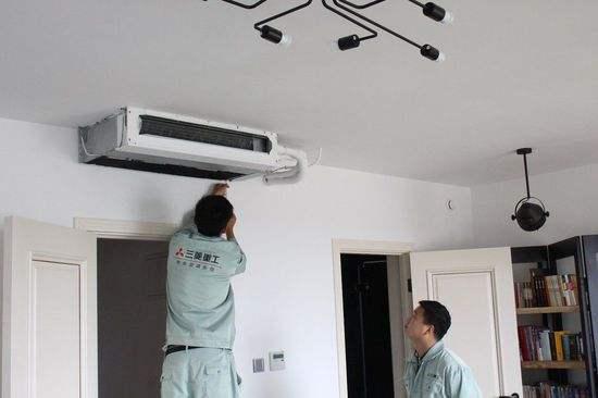 冬天中央空调如何保养?