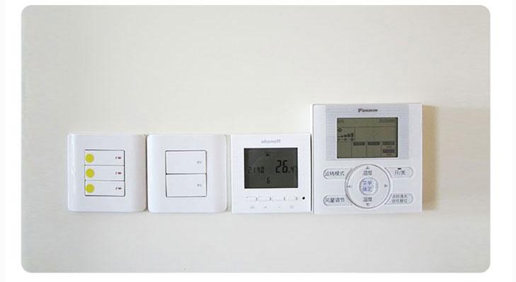 中央空调控制怎么接线 安装注意事项