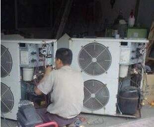大型中央空调维修价格怎么算