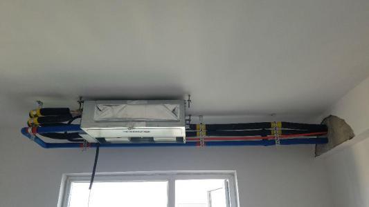 家用安装风管机好还是中央空调好