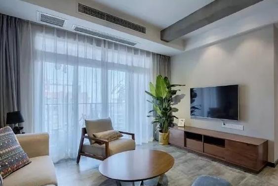 上海中央空调什么户型都能安装吗