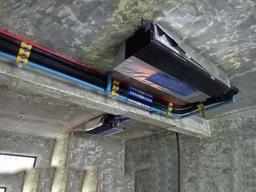 日立中央空调外机转内机不制热怎么办