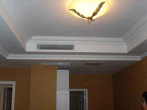 大金家庭中央空调水机与风管机的区别