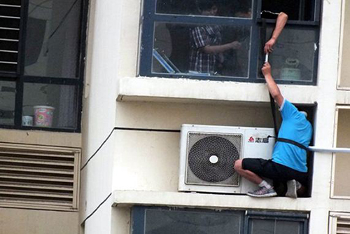 约克中央空调不制热维修和保养方式