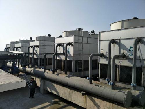 中央空调水处理中管道清洗预膜怎么做(图1)