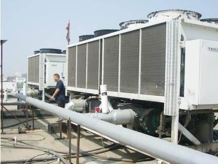 上海中央空调清洗公司大全(图1)