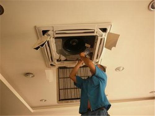 小型酒店安装哪种麦克维尔中央空调合适?(图1)