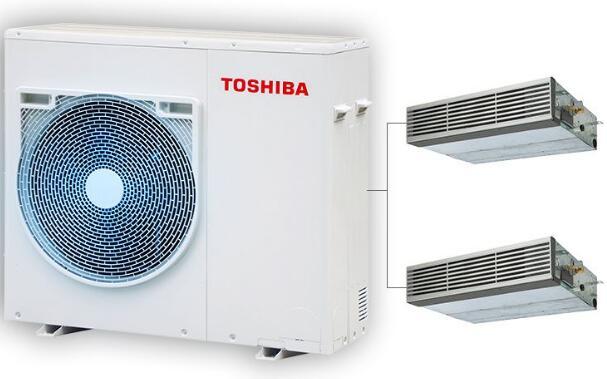 东芝中央空调原装面板的操作说明