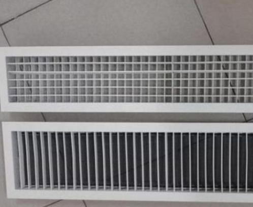中央空调维护前后对比