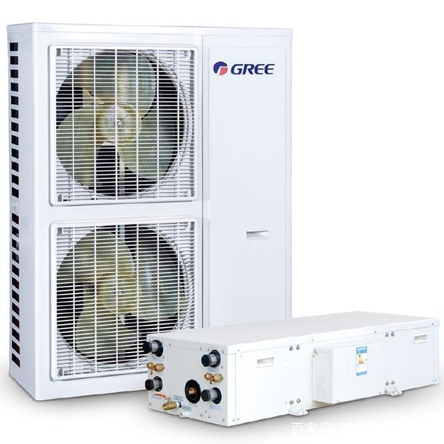 格力中央空调型号怎么去看