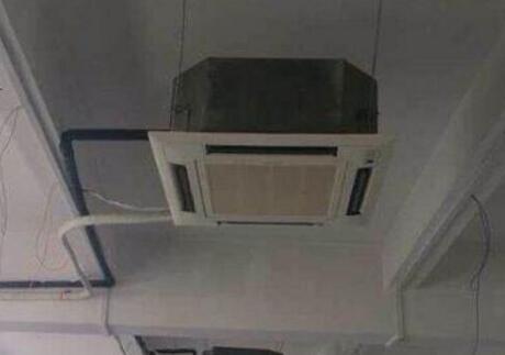 大型商场中央空调系统如何安装使用