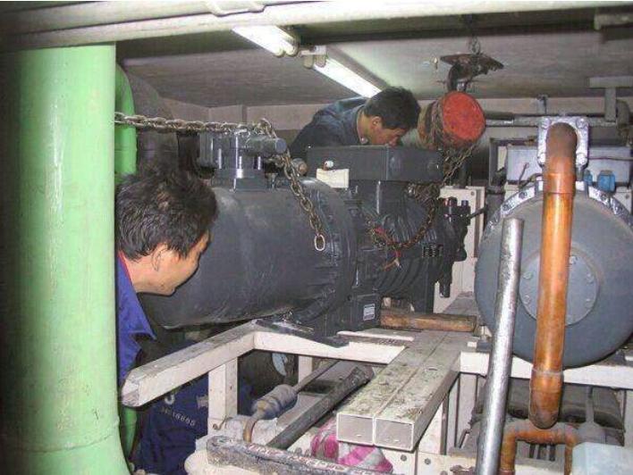 嘉兴中央空调多联机维修的常见方法有哪些