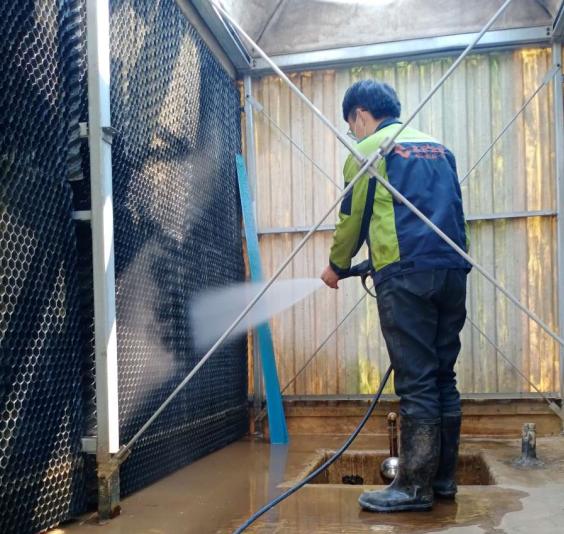 无锡中央空调水系统清洗维护建议