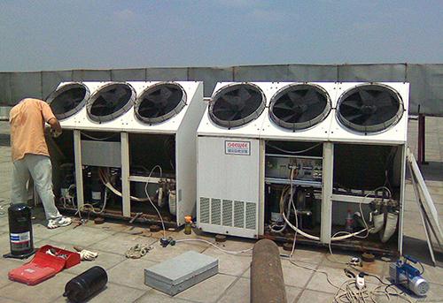 大金中央空调多久做一次保养清洗-清洗价目表