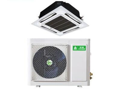 冷暖环境中央空调清洗保养