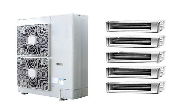 变频中央空调与定频中央空调有什么不同(图2)