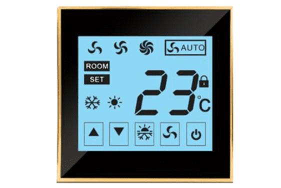 中央空调风速标志 中央空调图标解读