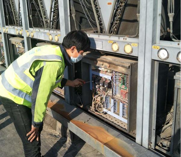 中央空调水泵检查维修与保养加油(图2)