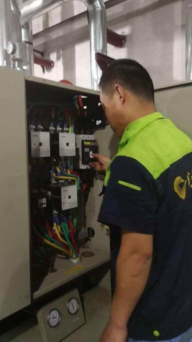 工厂中央空调保养常识介绍