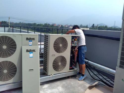 麦克维尔中央空调地源热泵的优势分享(图2)