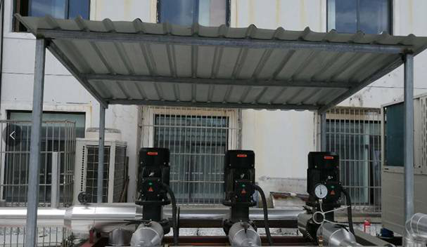 中央空调在酒店行业的专业化安装案例(图4)
