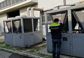 中央空调制冷系统维修中常见的堵塞故障