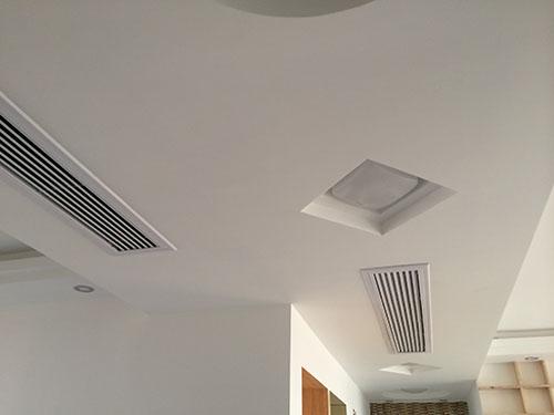日立中央空调出风口安装注意指南