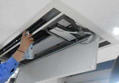 办公区中央空调怎么维修保养(图2)