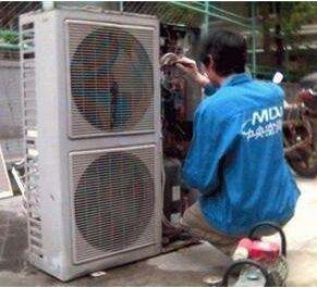 中央空调主机维修价格是怎么算的