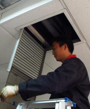 在北京中央空调怎么维修安装