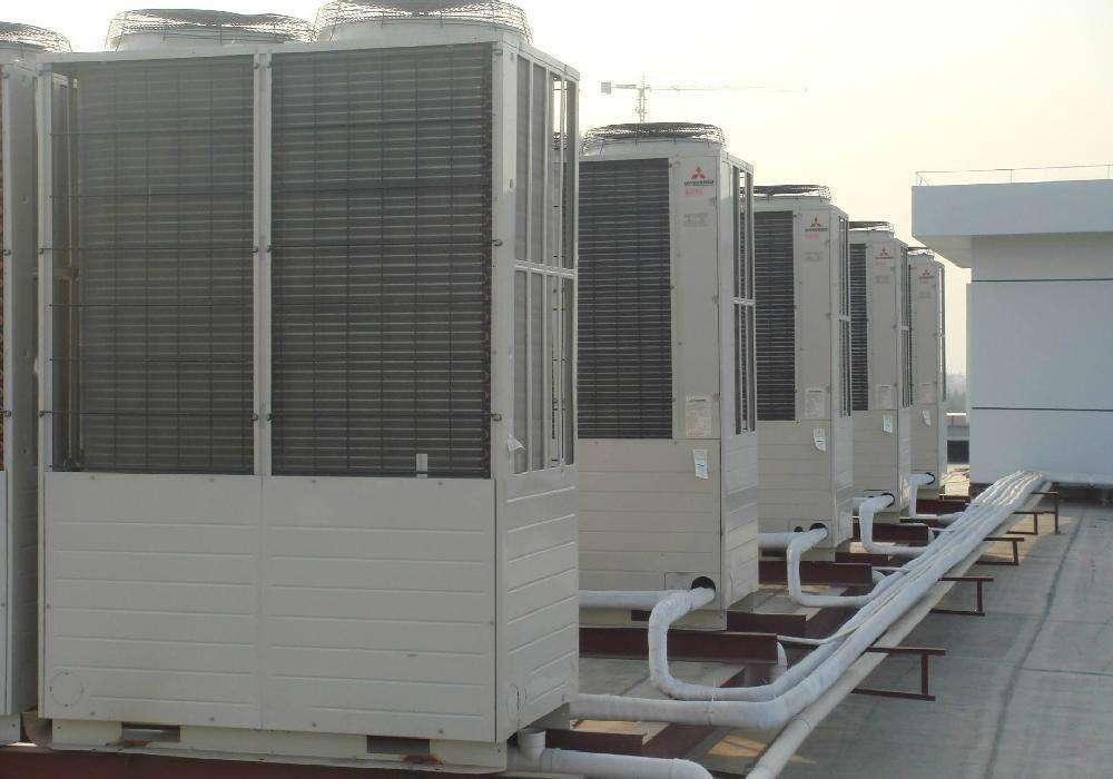 志高中央空调高低压故障产生原因分析
