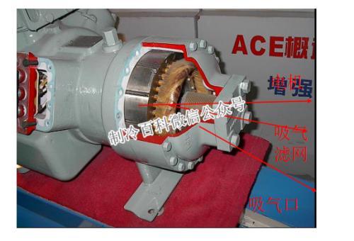 简说:制冷活塞压缩机的原理与优缺点