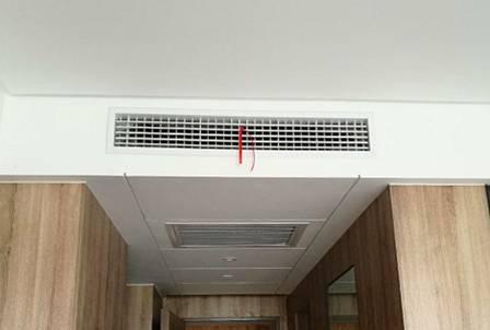 中央空调在酒店行业的专业化安装案例(图2)